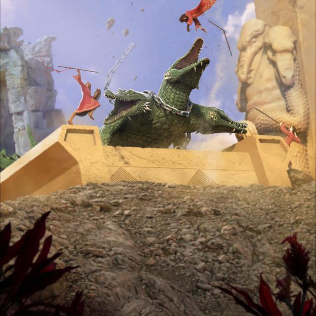 Hydra_Crocodile