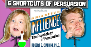 Influence by Robert Cialdini - 3 Big Ideas