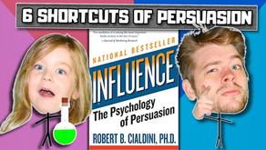Influence by Robert Cialdini - 3 Big Ideas