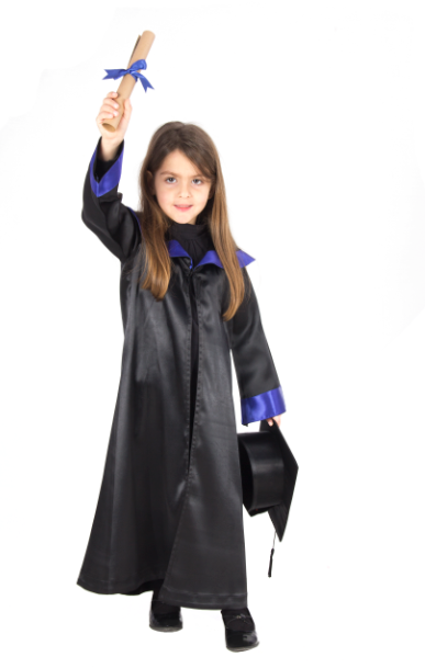 Graduation Uniform for All Grades