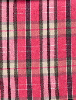 Plaid Fabric All Colors