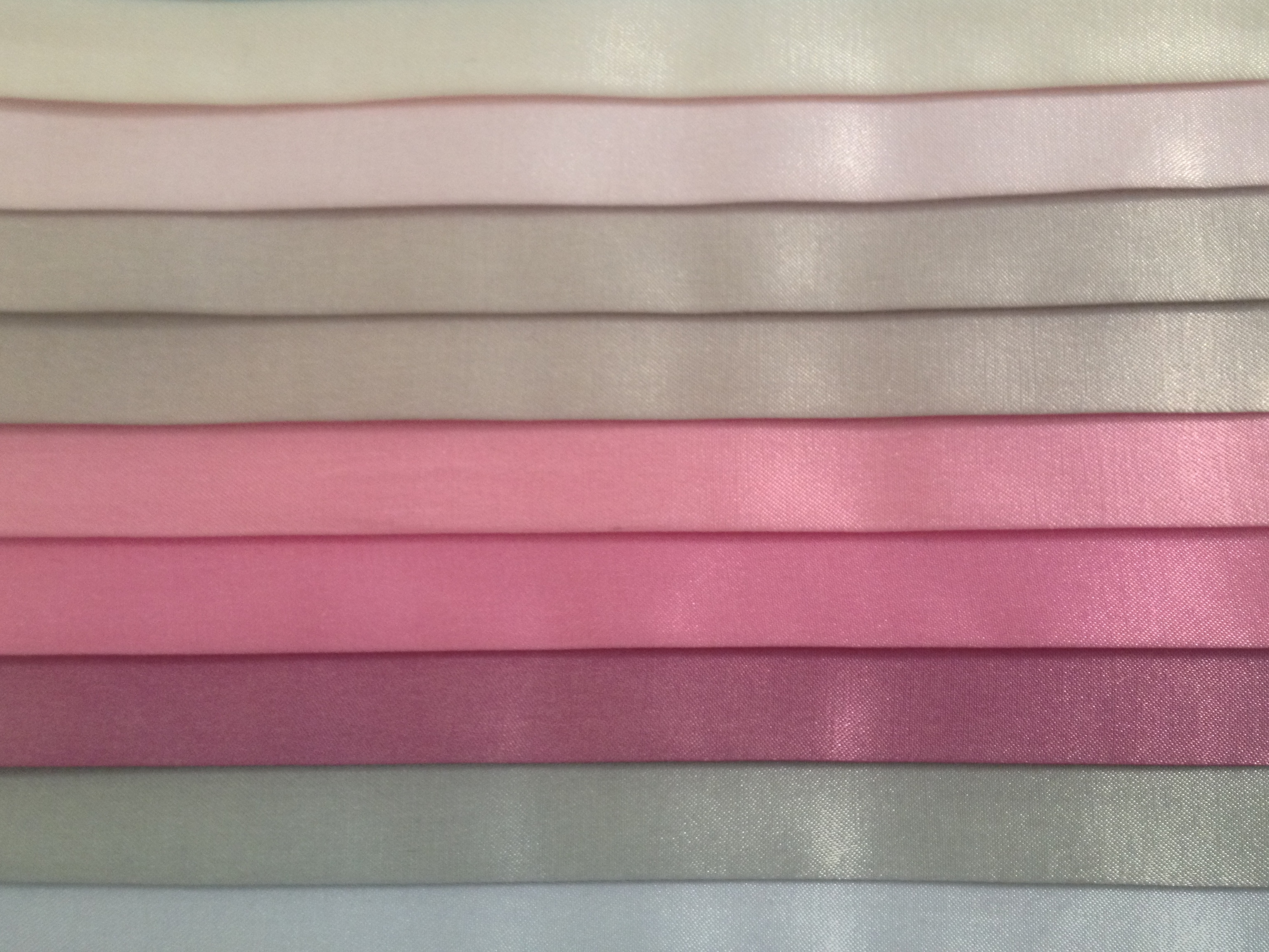 Satin and Cotton Fabric