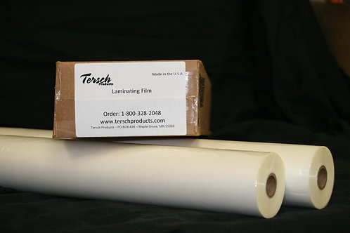 "25"" X 500' X 1"" Core - Laminating Film"