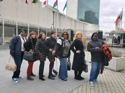Conference on the Status of Women at UN.