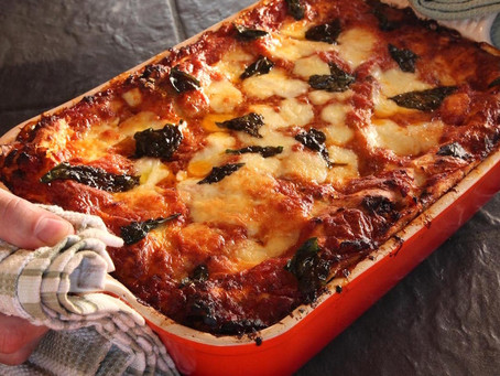 Lasagne: A journey among flavors through centuries and peoples