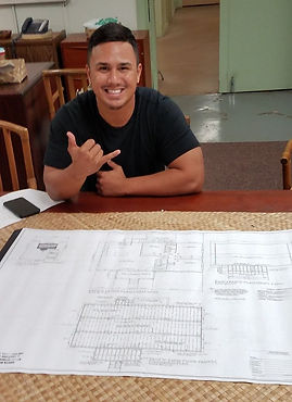 Success Story _ Mahuka Cullen _ approved plan for a 3 bed 2 bath remodel and relocation of an existing home