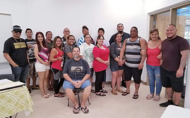 Participants who attended the Home Ownership and Financial Literacy Workshop at Nanakuli Public Library _ Nov. 3, 2019 _ Nānākuli Housing Corporation (NHC)