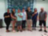 Participants who attended the home ownership and financial literacy workshop on Saturday July 20th at Waianae Public Library _ July 20, 2019 _ Nānākuli Housing Corporation (NHC)