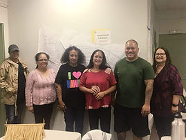 Participants who attended the 3rd Home Ownership and Financial Literacy Workshop _ March 8, 2020 _ Nānākuli Housing Corporation (NHC)