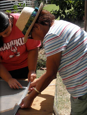 Participants to the Self-help Home Repair Training Classes _ Power Tools _ Carpentry _ Nānākuli Housing Corporation (NHC)