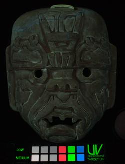 UV-vis, mask