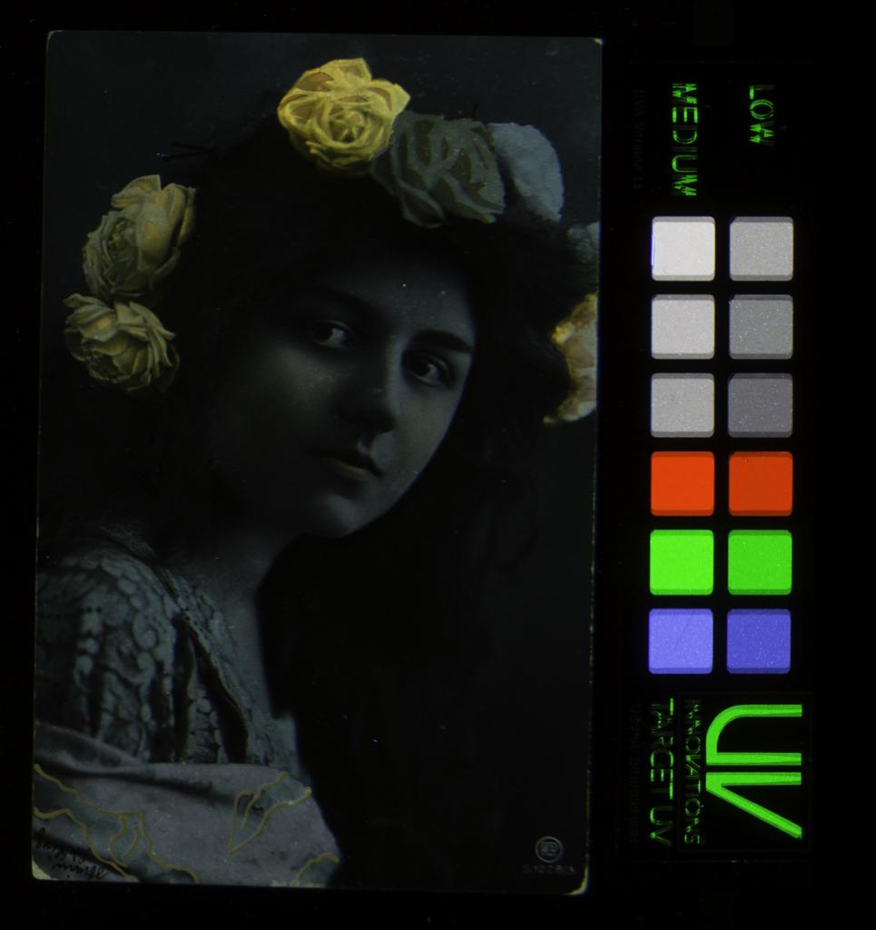 UV-vis, photograph