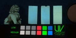 UV-vis, piano keys and netsuke