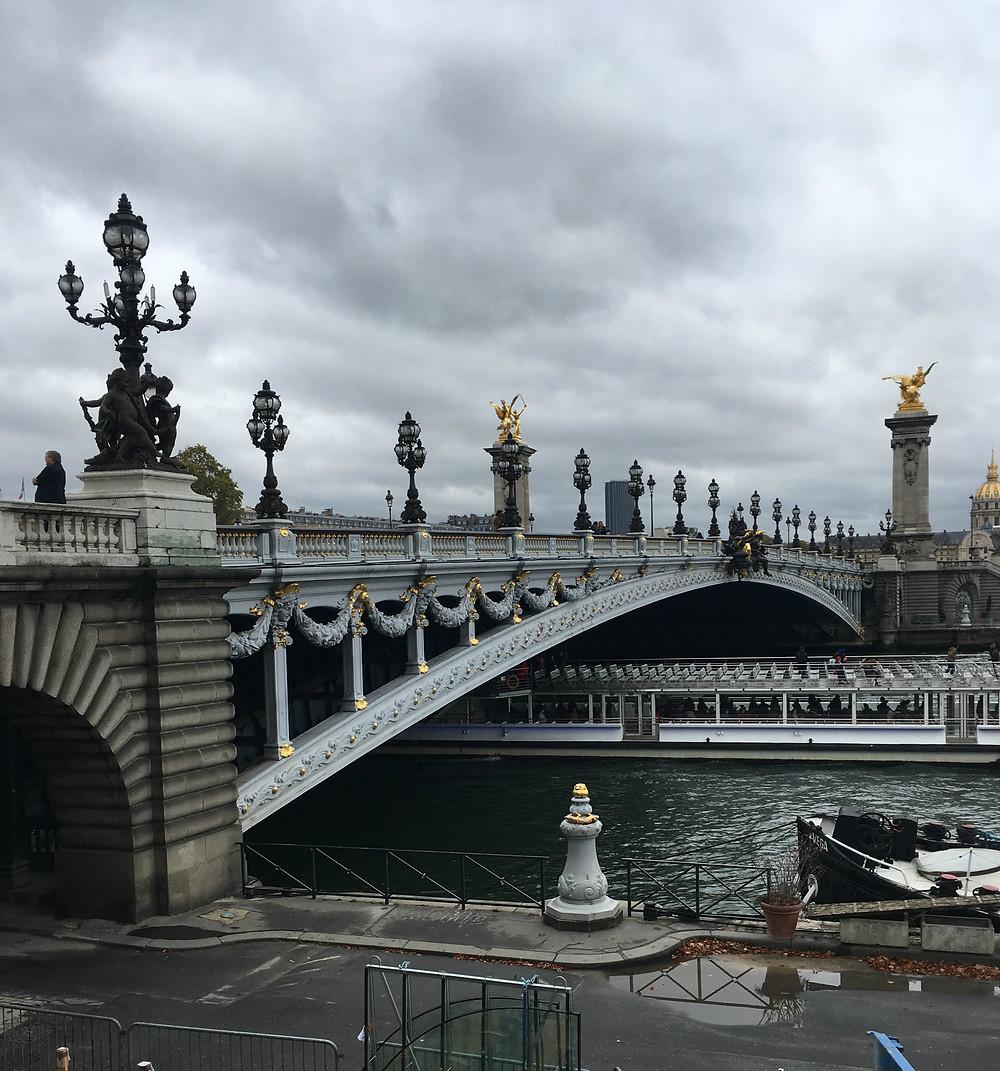 Pont Alexander III, image by Diane Tafilowski