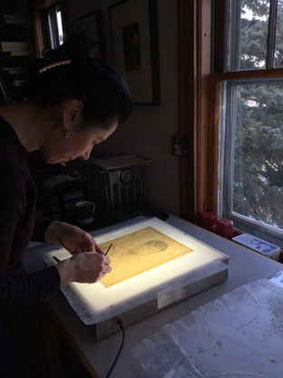 We do paper conservation treatments too!