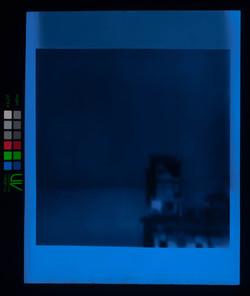 UV-vis, silver gelatin photograph