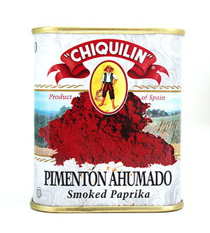 Smoked Paprika Hot. 75gm