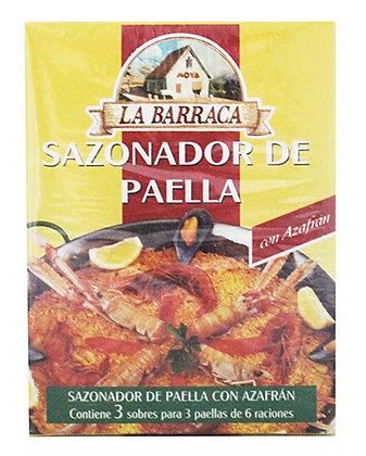 Paella Spice Box of 3 Sachets. 9gm