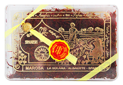 Saffron from La Mancha. 2gm OUT OF STOCK