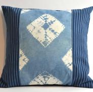 shibori and stripe pillow.jpg