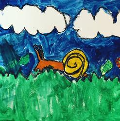 Gary the snail