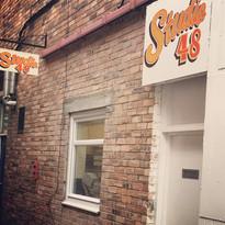 Studio 48 entrance