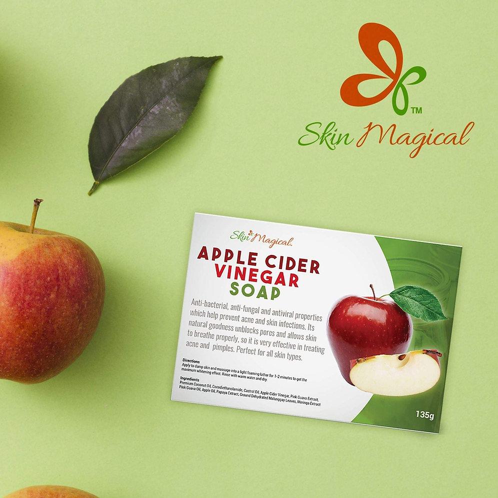 Skin Magical Apple Cider Vinegar Soap | Bella Hija Shoppe