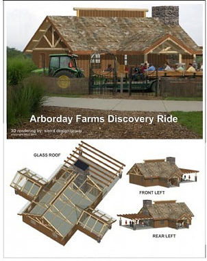 Arborday Farms Discovery Ride Project