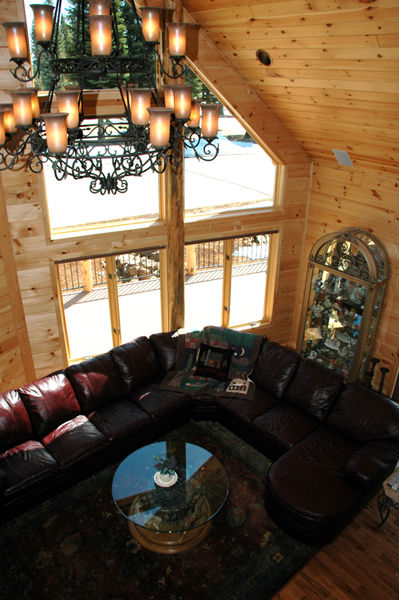 Land Services for Log Homes