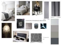 Planche tendance style boudoir