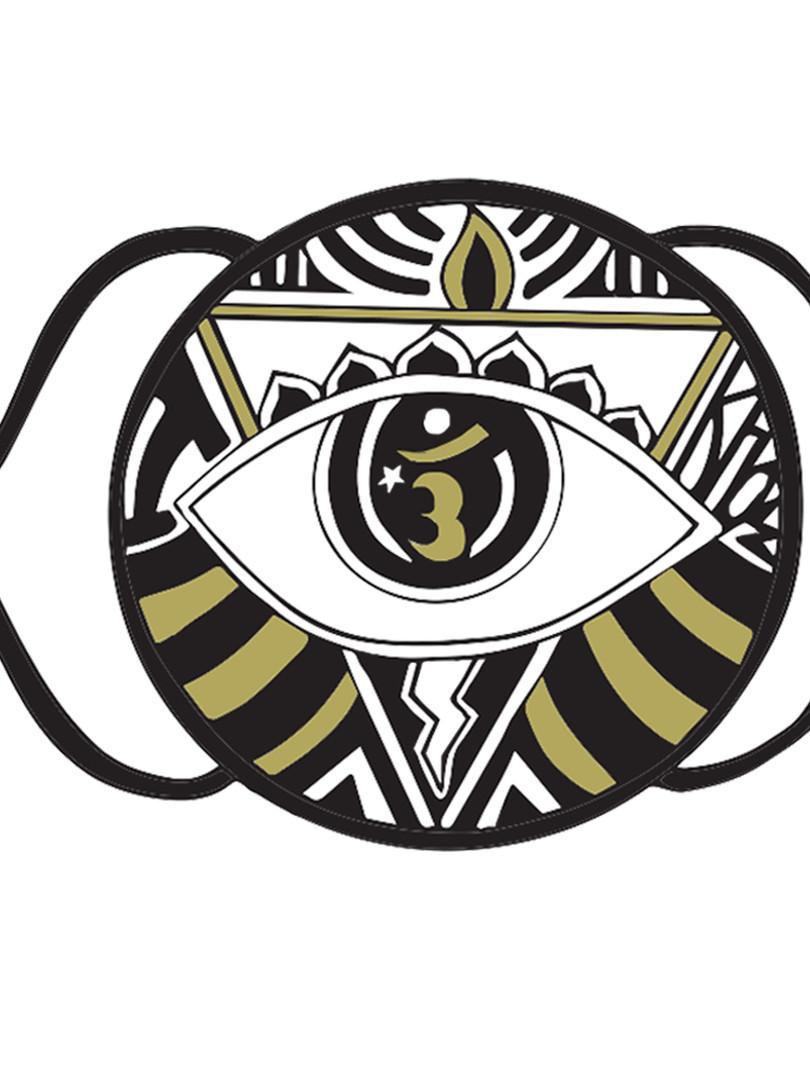 Third Eye Chakra Tattoo