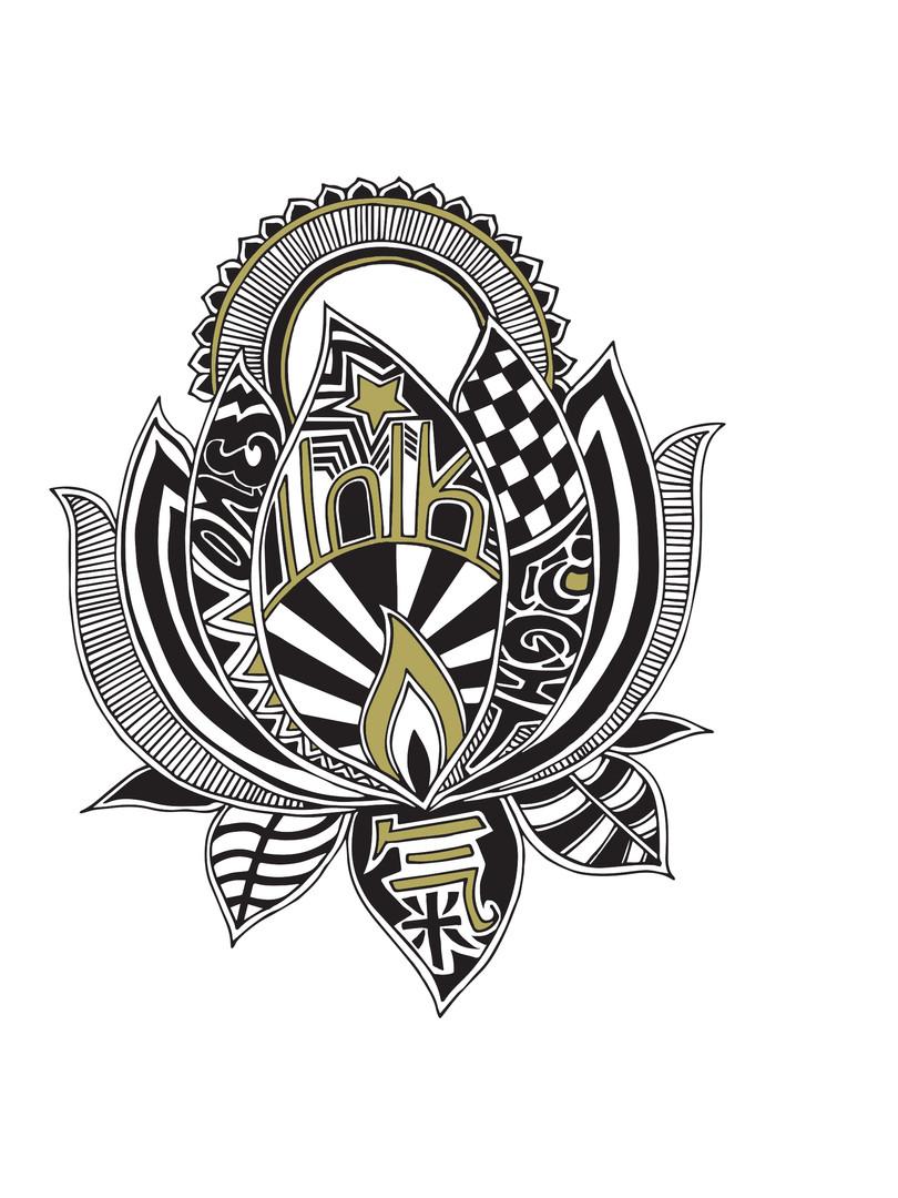 Lotus Life Force Tattoo