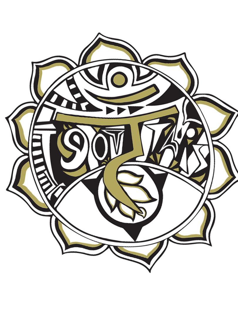 Solar Plexus Chakra Tattoo