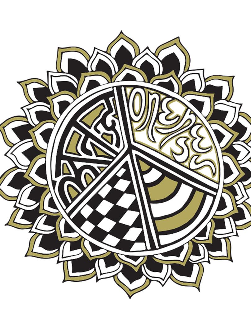 Crown Chakra Tattoo