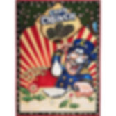 capncrunch, cereal, propaganda, miniature painting