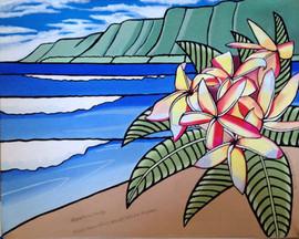 Hawaiian feel