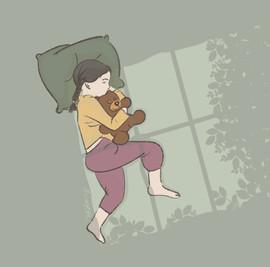 sleep with the teddy.jpg