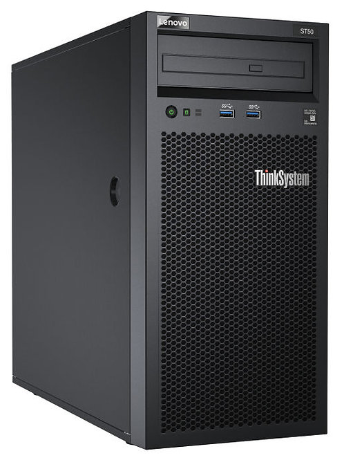 SERVER  ST50 XEON E-2224G 3.5GHZ 8MB 4C 8GB 2X1TB 1X250W