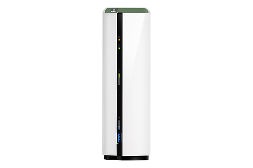 QNAP TS-128A NAS 1 BAIA 3.5 1GB