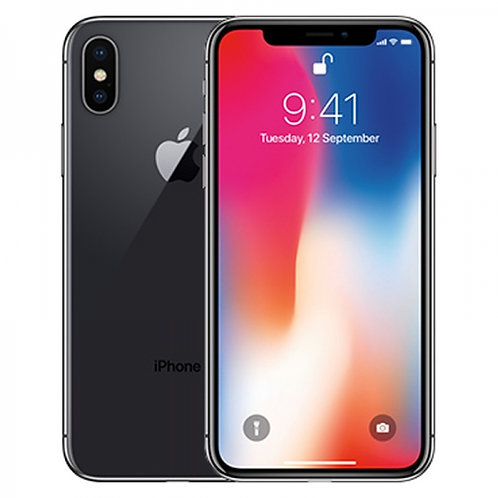APPLE IPHONE X 64GB - GRADO A - NERO