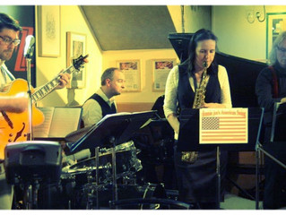 Preservation Jazz Society presents donnie joe's American Swing (quintet) @ Cafe Jazz, Cardiff