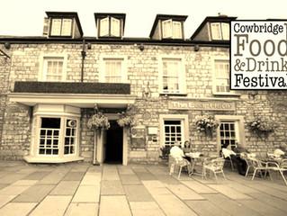 Cowbridge Food Festival 2015: The Bear Hotel presents donnie joe's American Swing