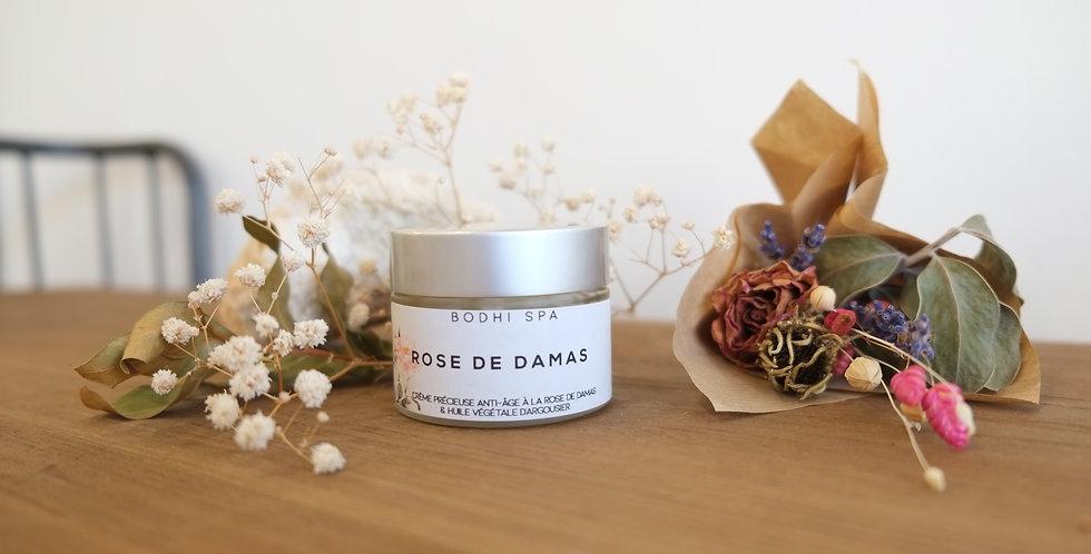 Crème liftant Rose de Damas