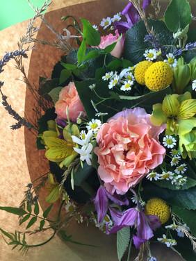 Bouquet d'amour !