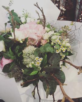 Bouquet inspiration nature mariage