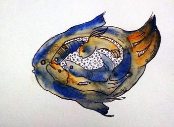Fish E by AnamikaAnamika - Muzaffarpur, India