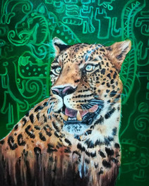Jaguar by Sandra Paola Almazan - Toluca, México