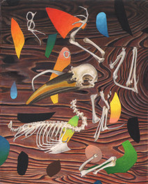 Disarticulated Toucanet by Adam Latham - London, UK