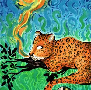 Jaguara (fragmento) - María Fragoso