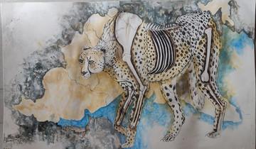 Cheetah by Sabita Lakshmanan - India